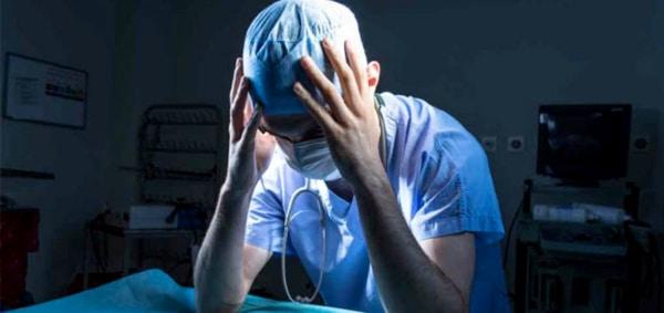 seguro erro médico
